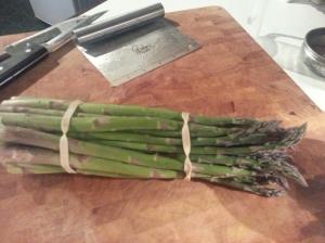 Farmer's Market Asparagus